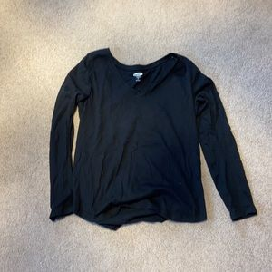 *2 for $22* Old Navy Long Sleeve V-Neck Tee